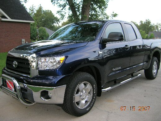 Toyota Tundra Trd. TRD Off-Road.